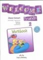 Welcome Friends 2 Workbook