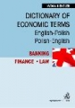 Dictionary of economic terms  Banking. Finance. Law. Słownik ter