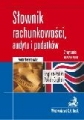Dictionary of Accounting, Audit and  Tax Terms. Słownik rachunko